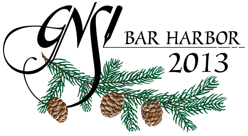 2013 GNSI Conference Logo by Dick Rauh