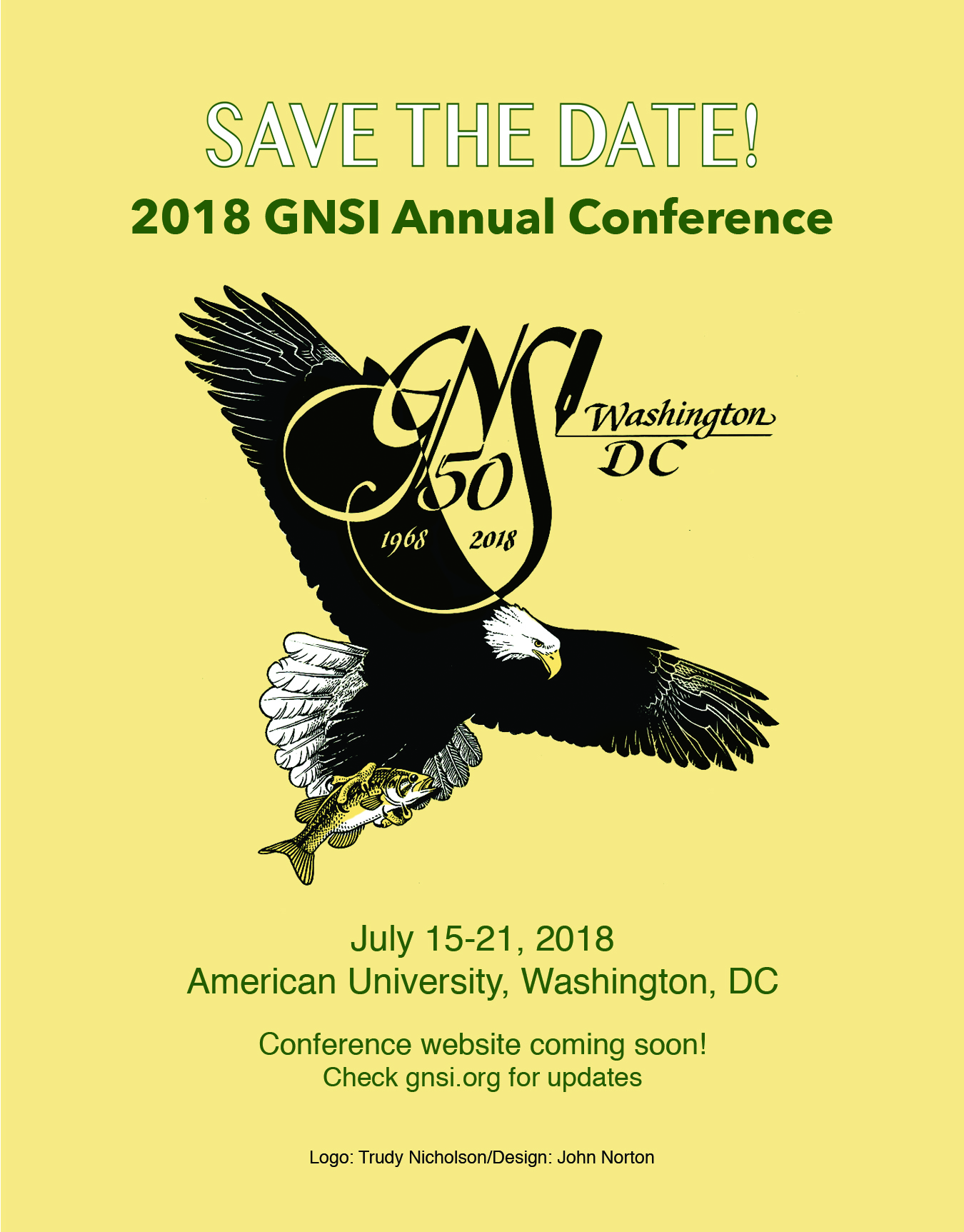 2018 conference save the date