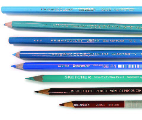 JNSI Non Photo Blue Pencils Fig 1