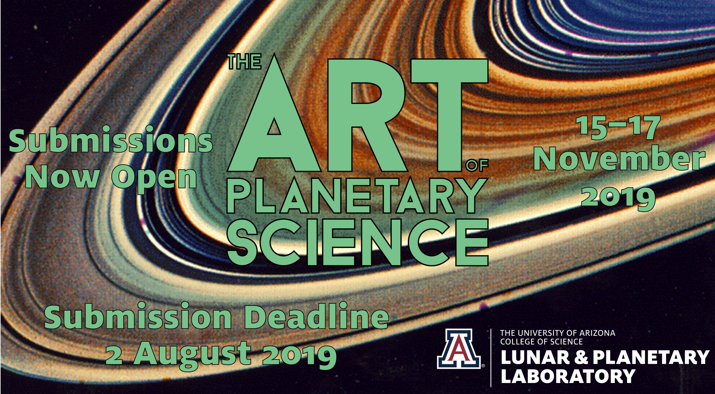 The Art of Planetary Science 2019 Exhibition