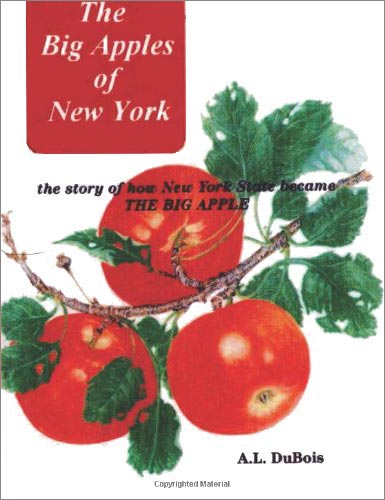 The Big Apples of N.Y. Cover
