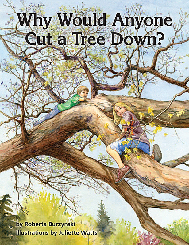 Why Would Any One Cut a Tree Down, Cover
