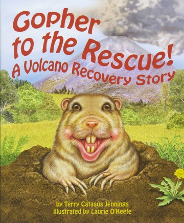Gopher to the Rescue, Cover