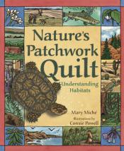 Natures Patchwork Quilt, Cover