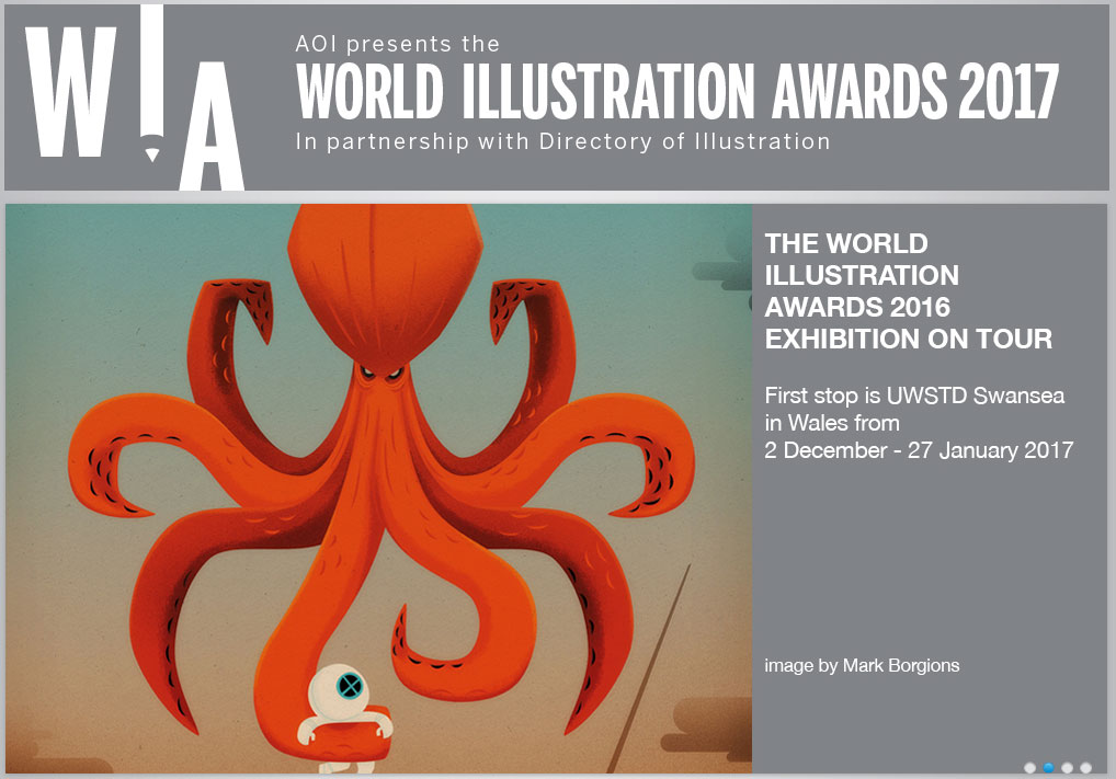 2017 World Illustration Awards