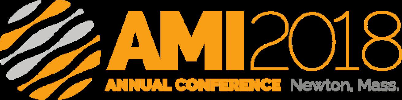 2018 AMI Conference Logo