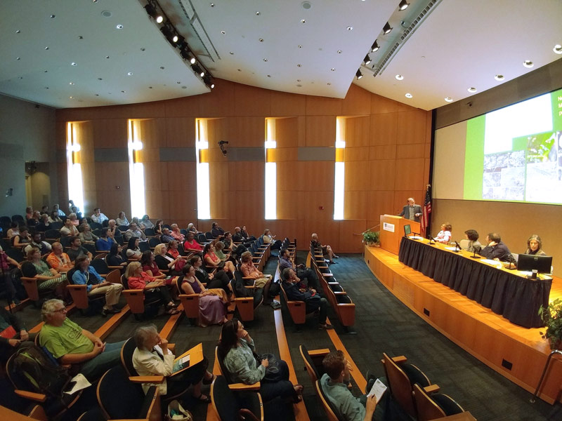 AAAS auditorium