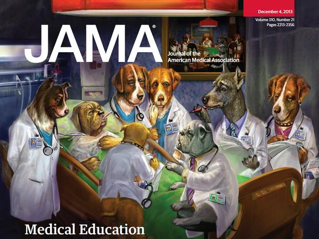 JAMA cover