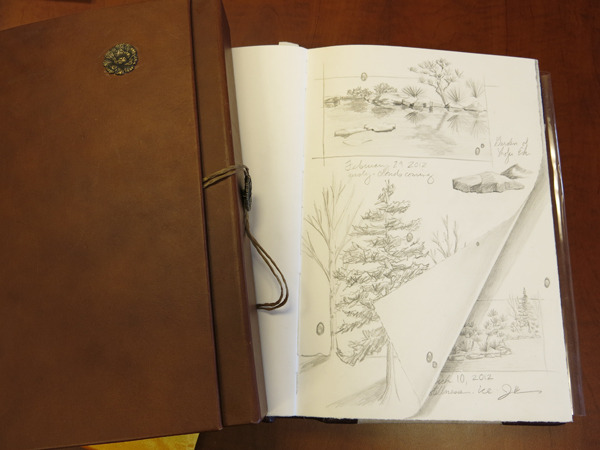 Practice Makes Perfect: A Botanical Illustration Sketchbook