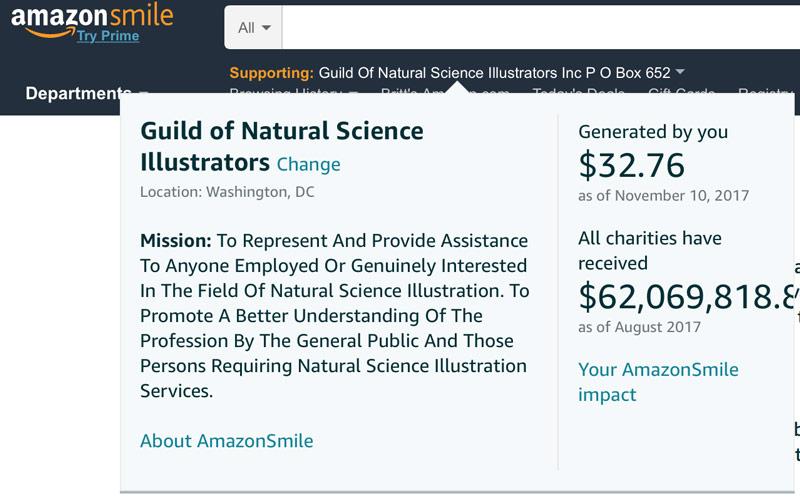GNSI Amazon Smile