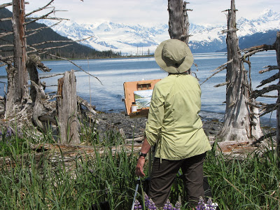 Voices in the Wilderness Art Residency