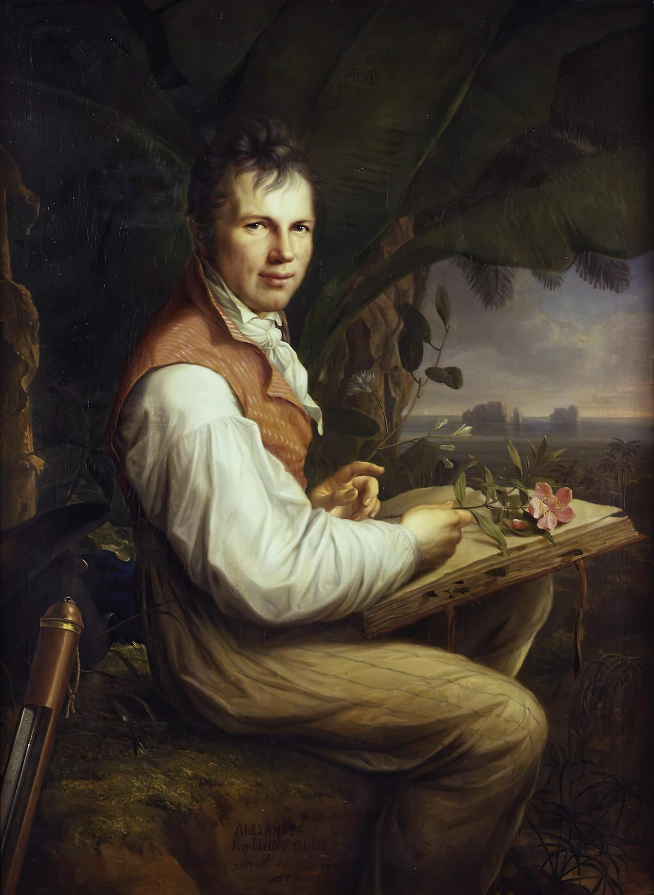 Humboldt Alexander von Humboldt