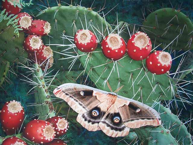 John Cody watercolor piece