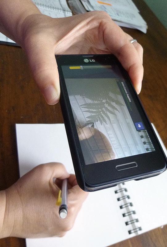 camera lucida app