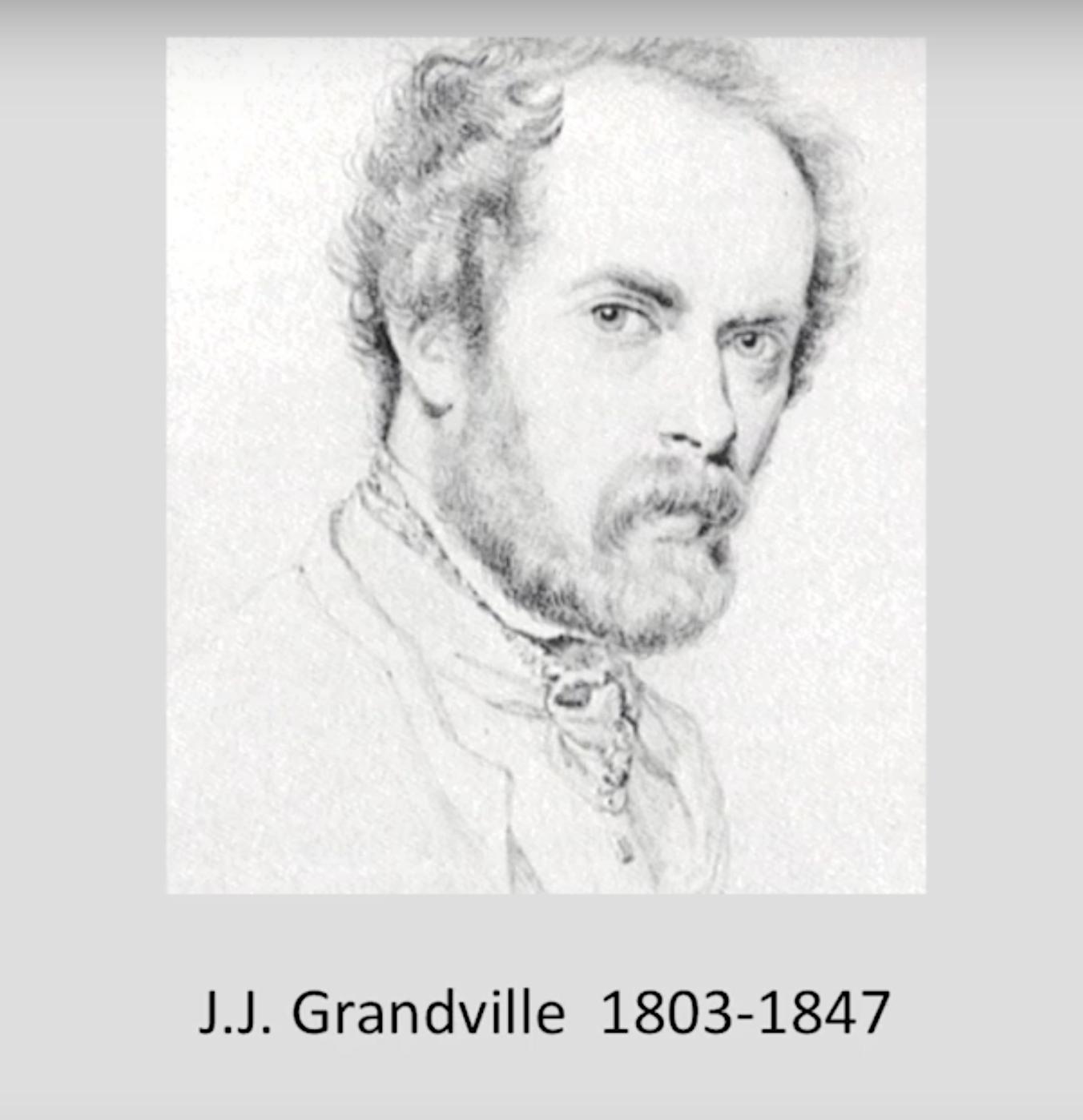 Grandville portrait